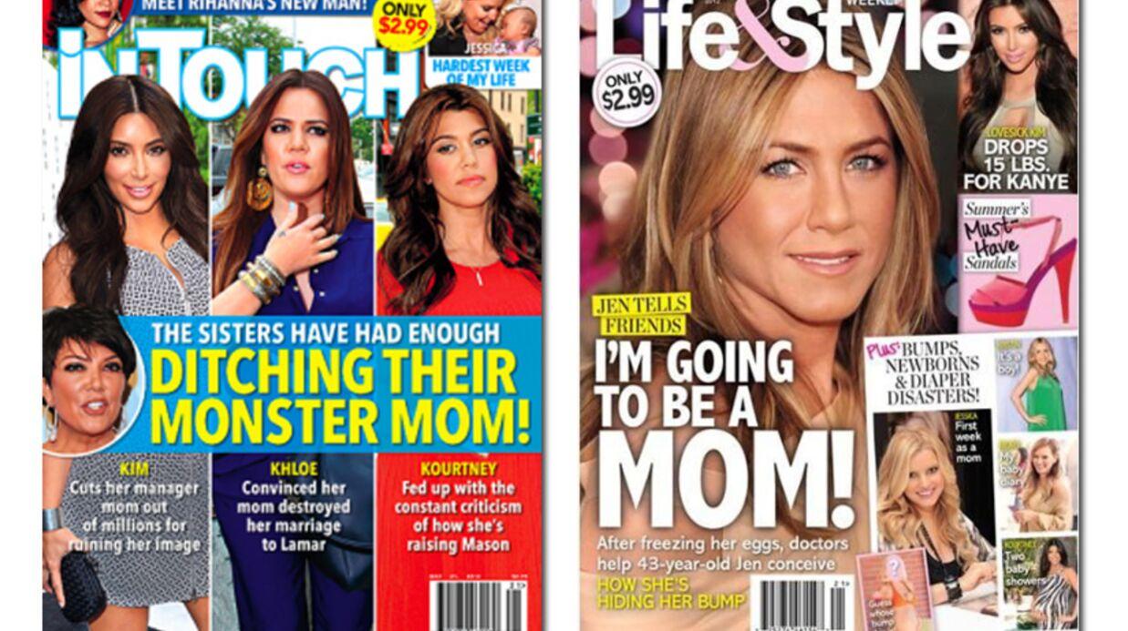 En direct des US: Jennifer Lopez bientôt maman?
