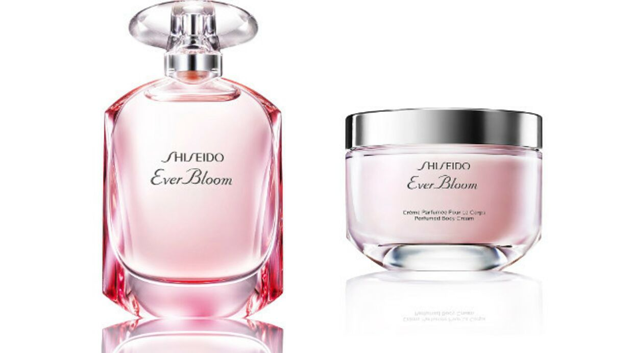 Ever Bloom, un parfum de prin­temps par Shiseido
