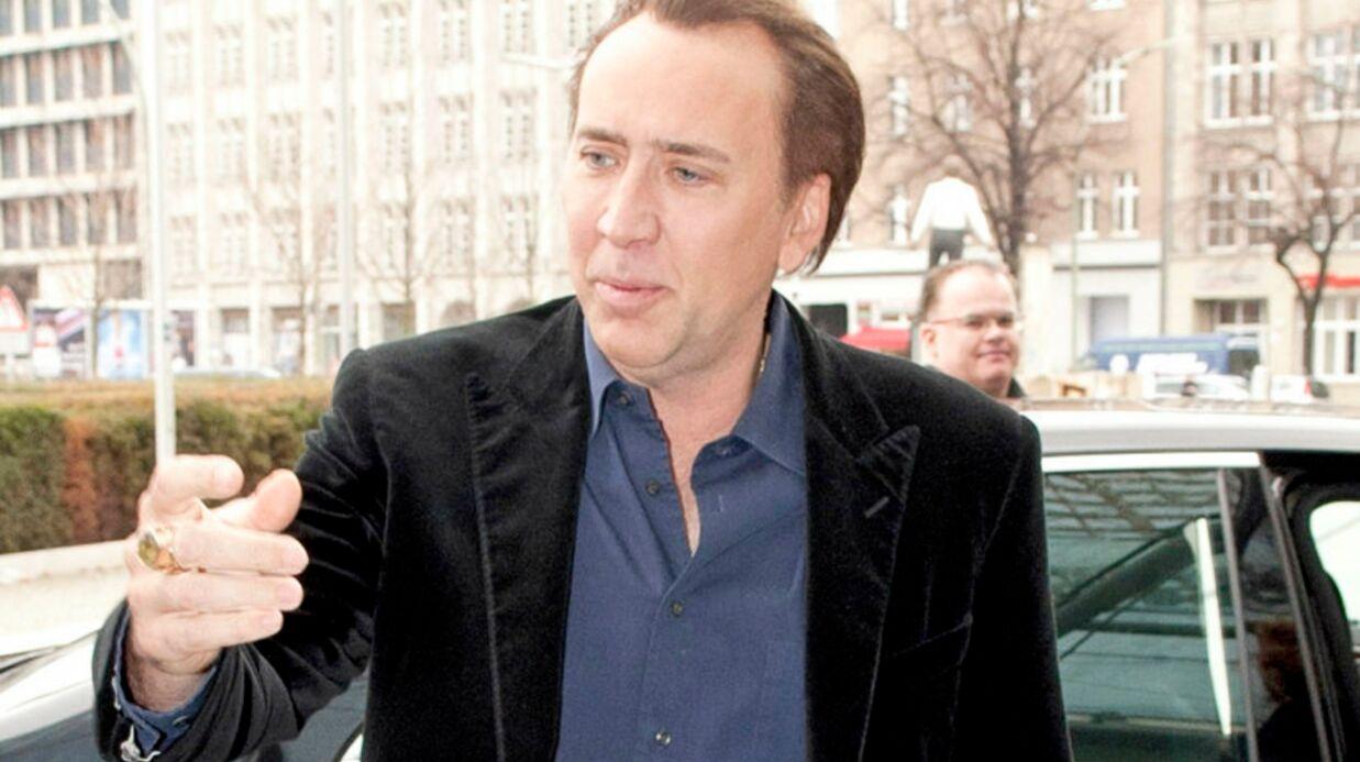 Le cambriolage de Nicolas Cage inspire un film