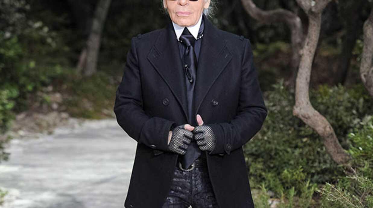Karl Lagerfeld en a assez de la pollution automobile