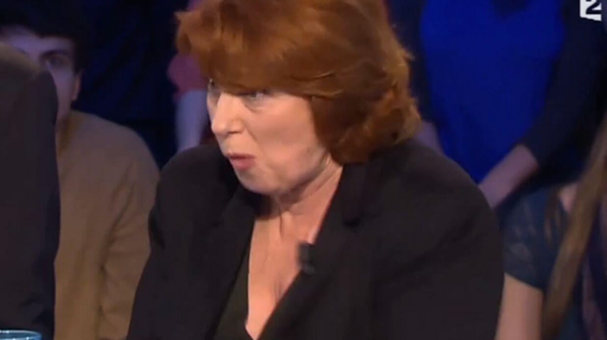 VIDEO Le calvaire de Véronique Genest sur le plateau d'ONPC