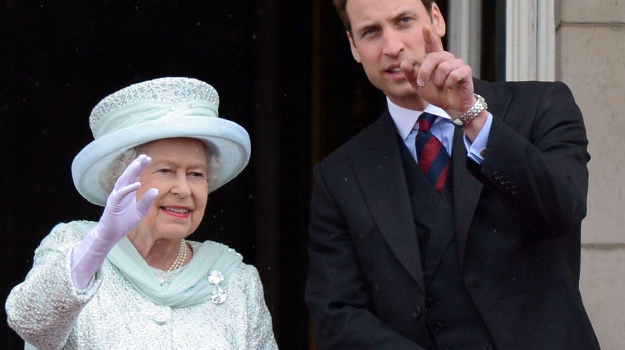 Elizabeth II: son accord secret avec le prince William pour lui permettre d'avoir une vie normale