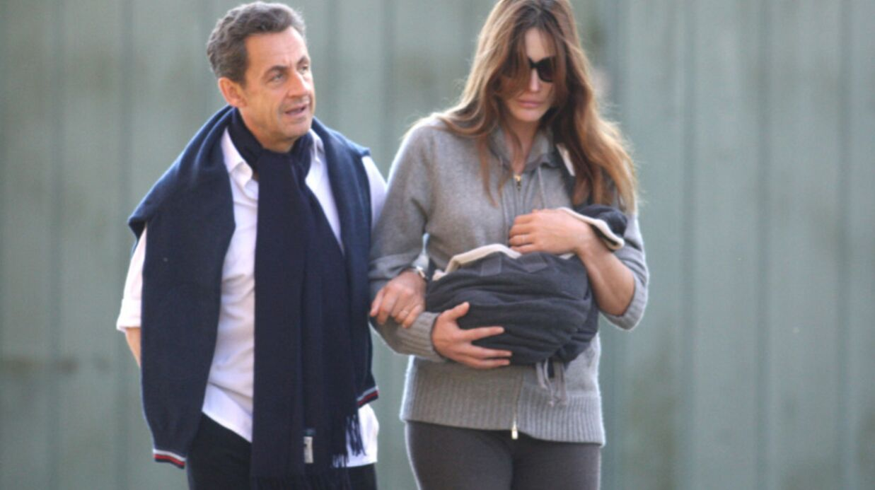 Nicolas Sarkozy: son fils va être papa pour la deuxième fois