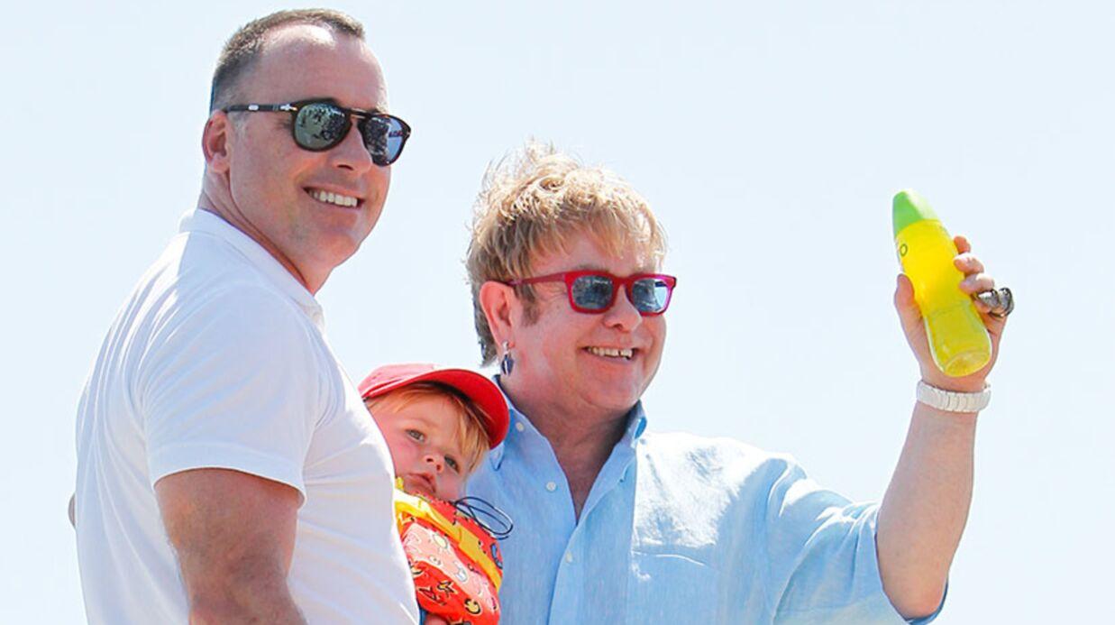Un nouvel enfant pour Elton John et David Furnish
