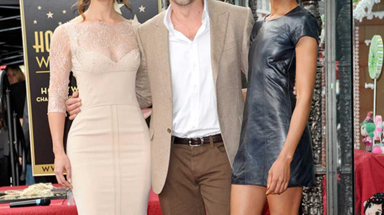 PHOTOS Javier Bardem reçoit son étoile sur le Walk of Fame