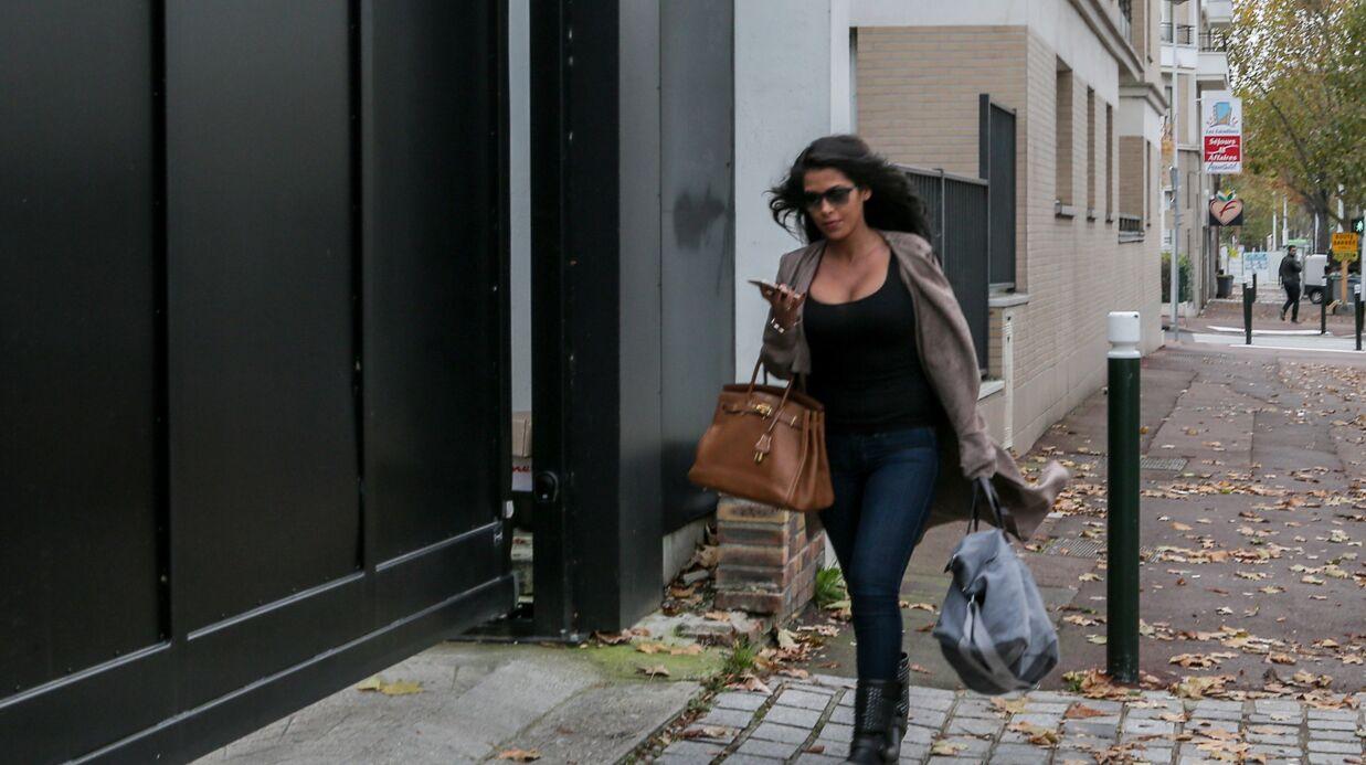 PHOTOS Ayem a apporté des vêtements à Nabilla lors de sa garde à vue