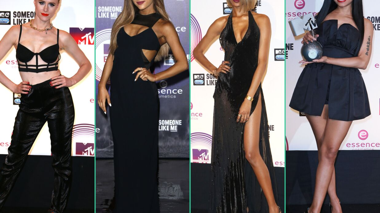 PHOTOS Les tenues les plus sexy des MTV EMA 2014