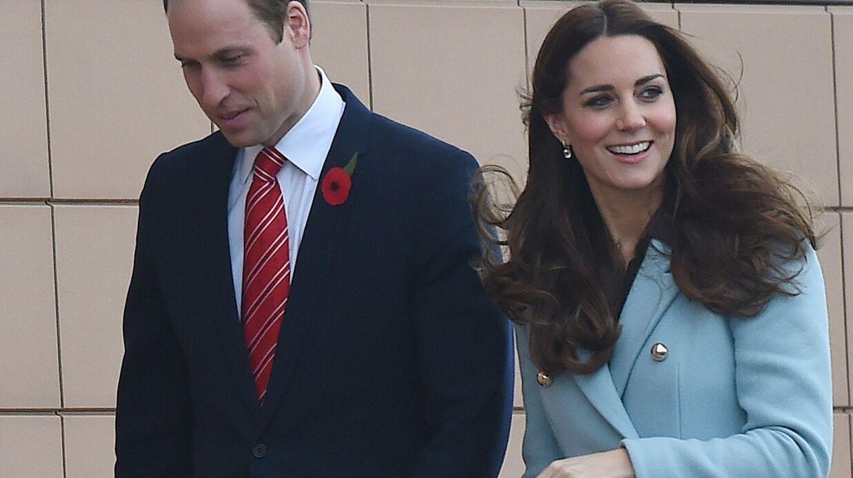 PHOTOS Kate Middleton a fièrement affiché son baby bump tout le week-end