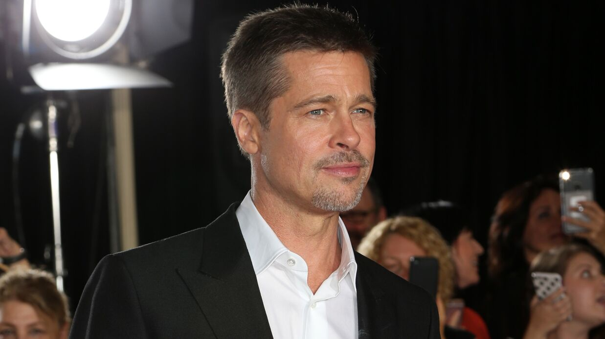 Brad Pitt: ses premiers mots depuis l'annonce de son divorce
