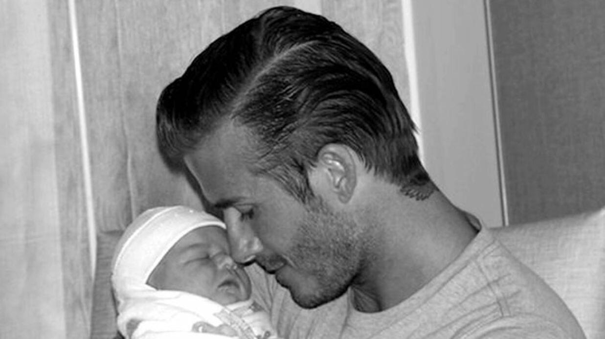 PHOTO David Beckham: un tatoo trop chou pour sa fille