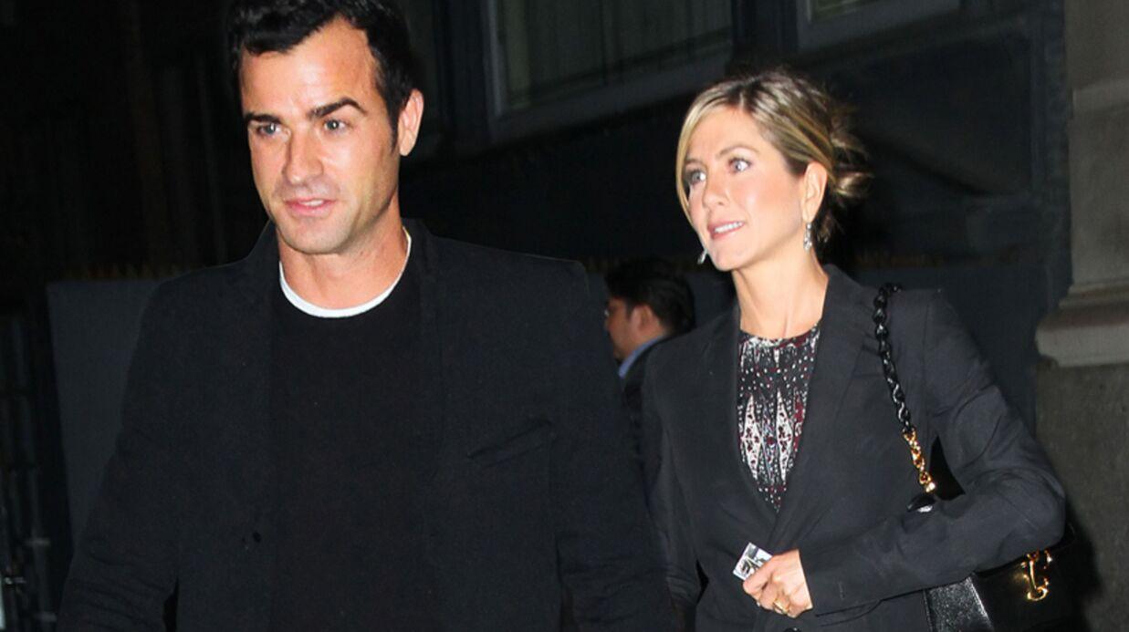 L'ex de Justin Theroux ne veut pas le voir avec Jennifer Aniston