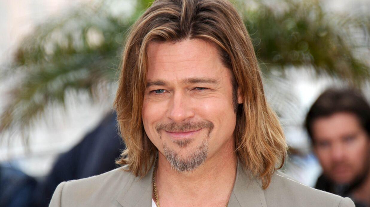 Brad Pitt se transforme en rasta blond pour une séance photo