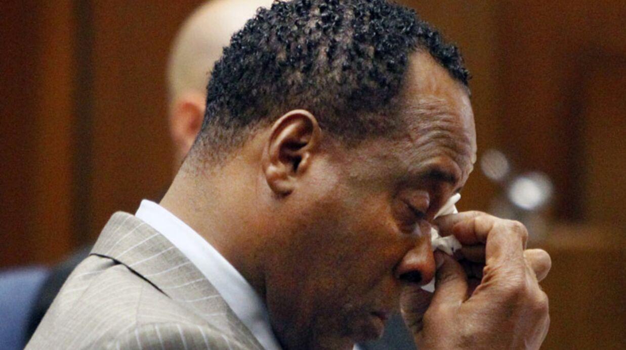 Michael Jackson: le Dr Conrad Murray «se meurt en prison»