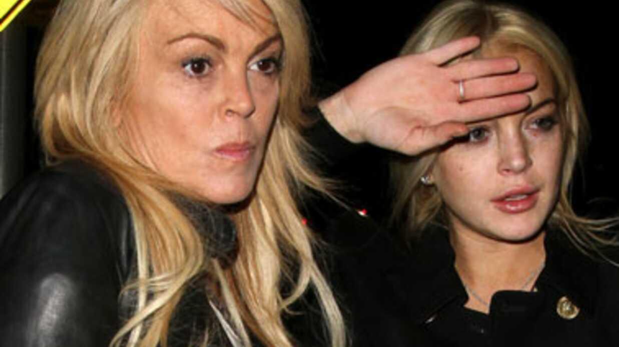 Lindsay Lohan et sa mère se battent, la police débarque