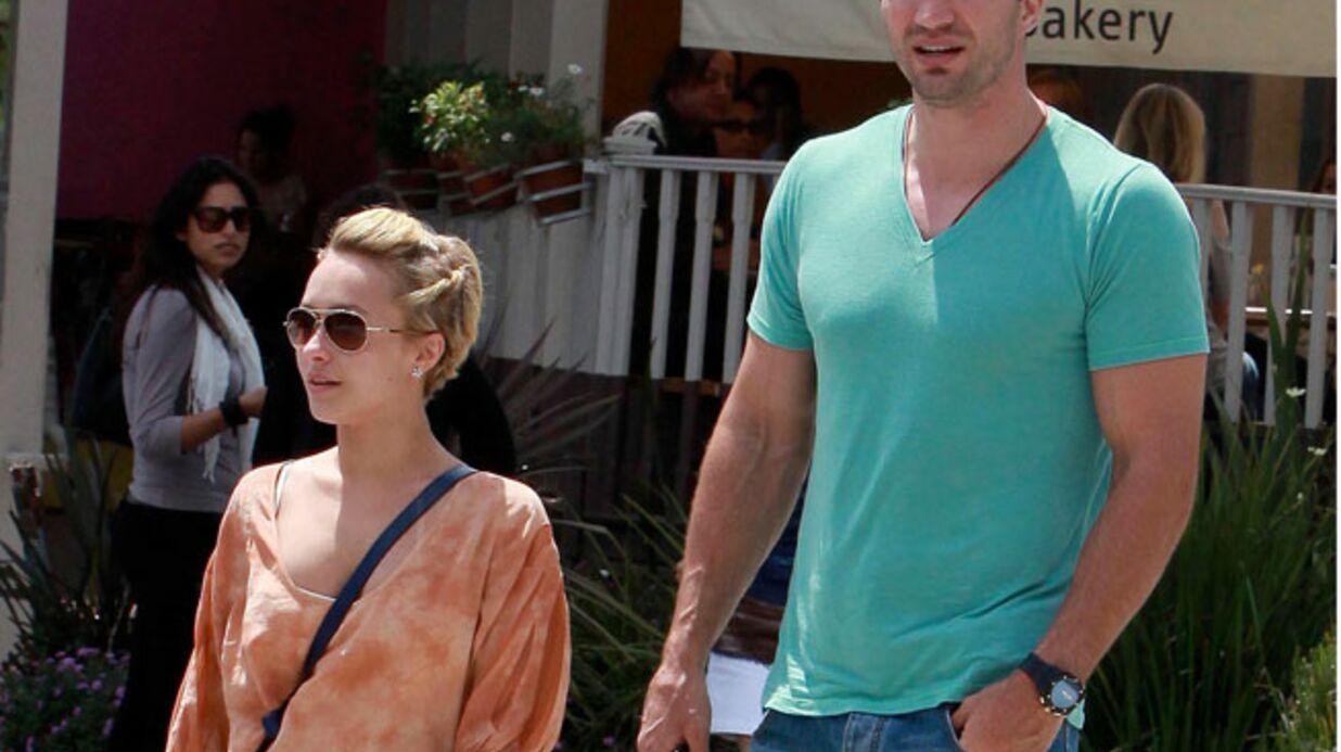 Hayden Panettiere officialise ses fiançailles avec Wladimir Klitschko