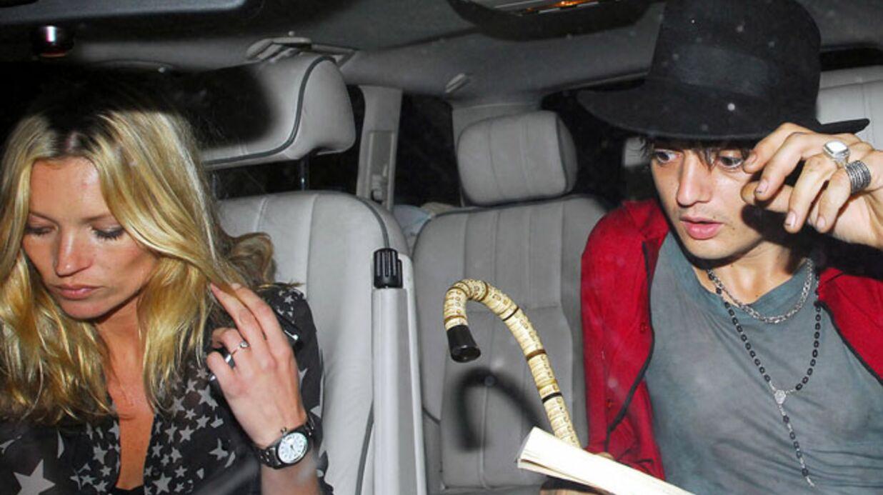 Pete Doherty révèle l'existence d'une sex-tape avec Kate Moss