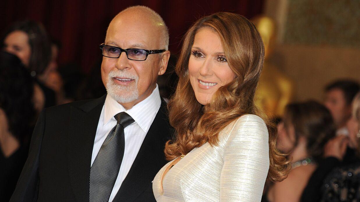 Céline Dion n'a embrassé qu'un seul homme dans sa vie
