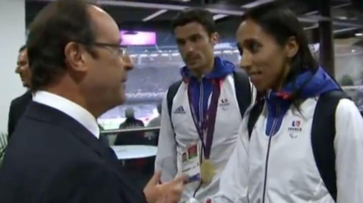 VIDEO La gaffe de François Hollande aux Jeux Paralympiques