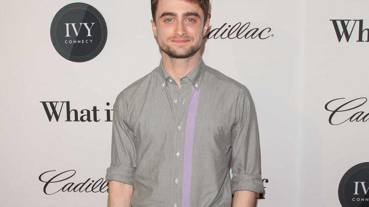 Daniel Radcliffe estime être un mauvais acteur dans Harry Potter