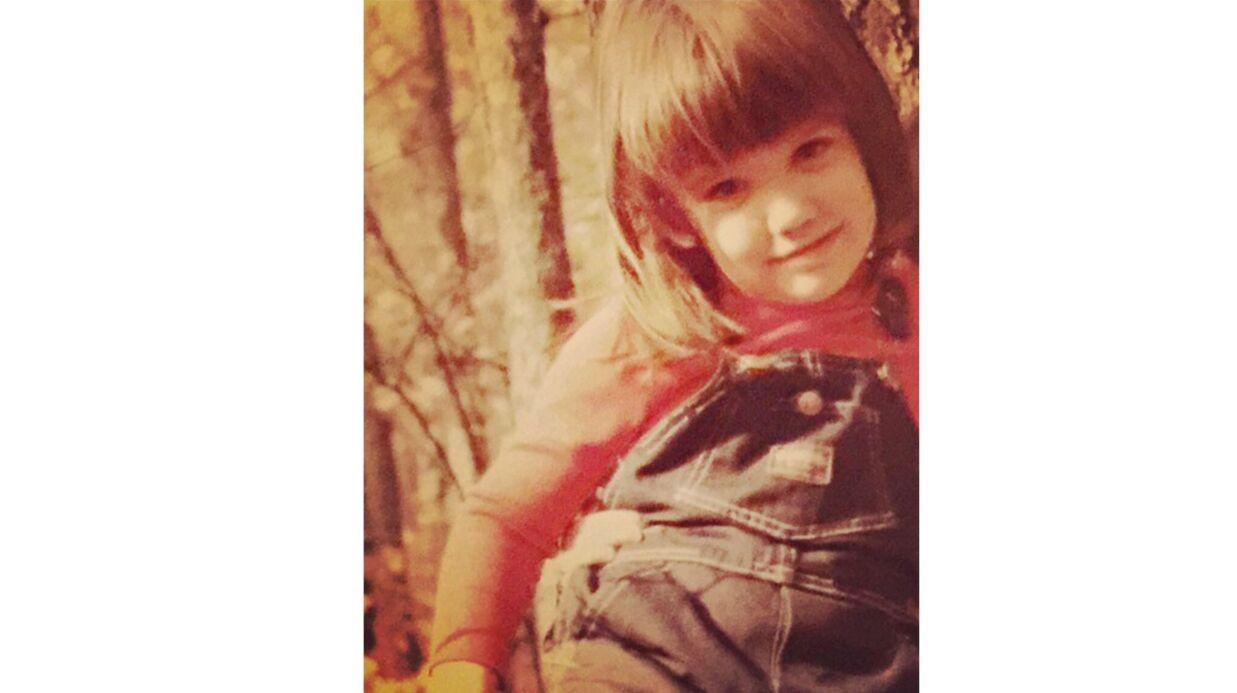 DEVINETTE Quelle star est devenue cette adorable petite fille?