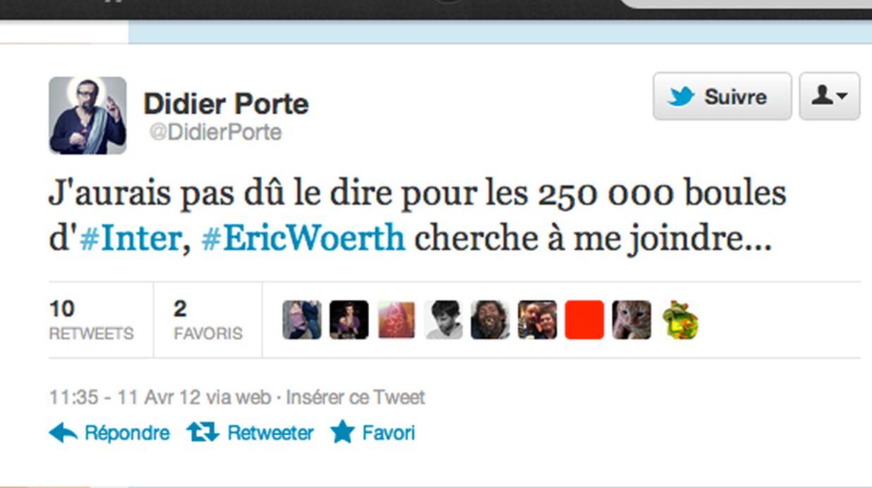 Didier Porte: France Inter condamnée à lui verser 250 000 euros