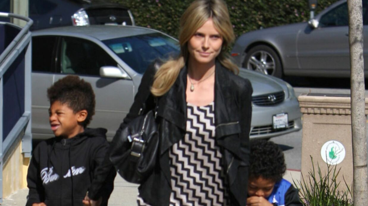 Seal et Heidi Klum: le divorce pourrait tourner à la guerre