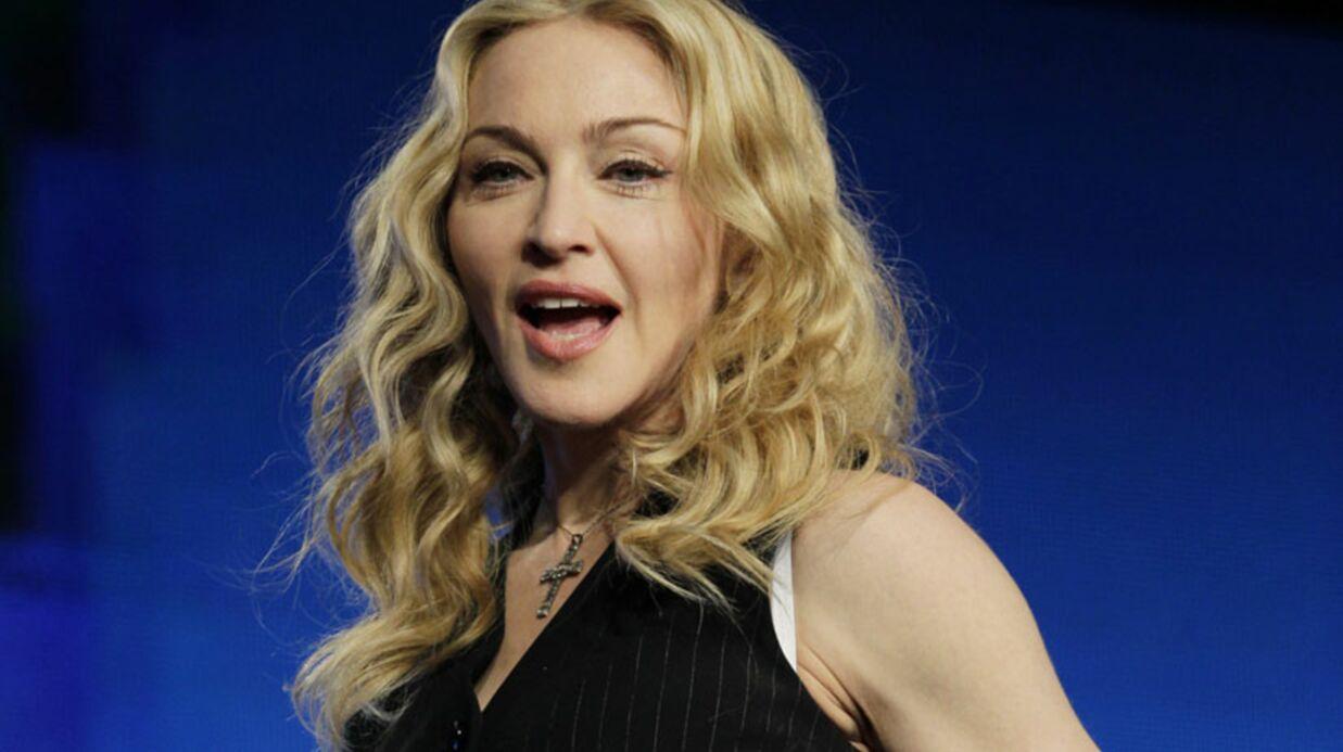 Madonna: chute historique de vente pour son album aux USA