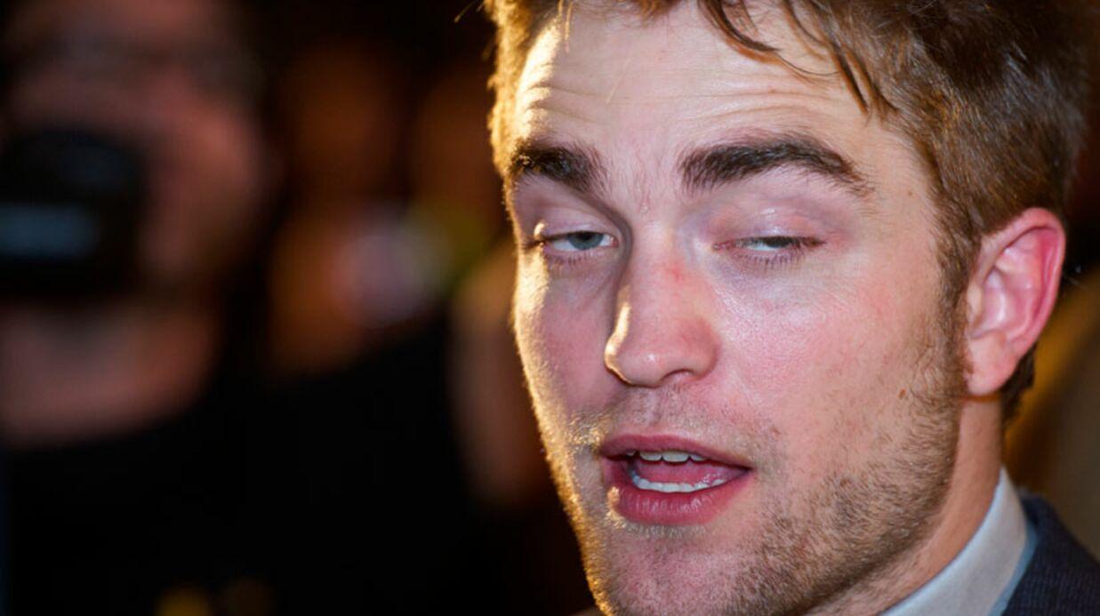 Kristen Stewart met Robert Pattinson au régime