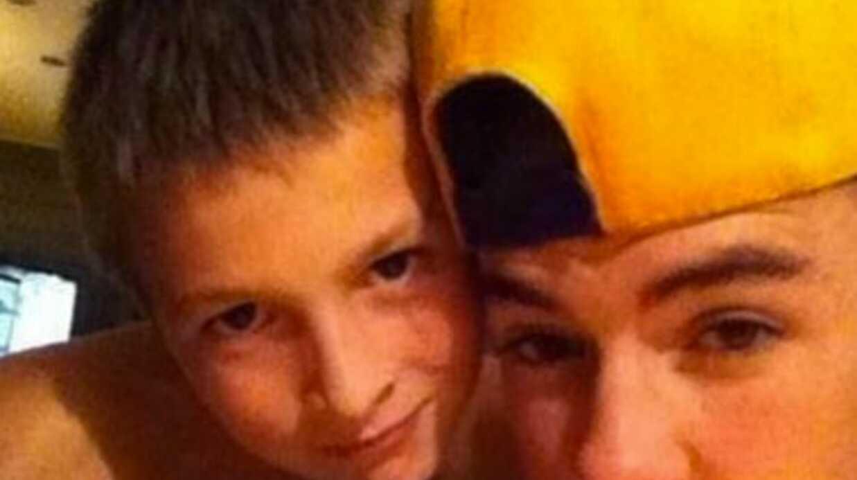 Christopher Bieber critiqué après avoir posté une photo de lui à l'hôpital