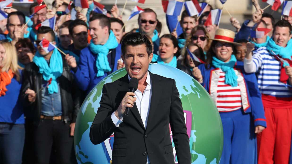 VIDEO Flora Coque­rel et Vincent Niclo célèbrent les 50 ans de « It's a small world »