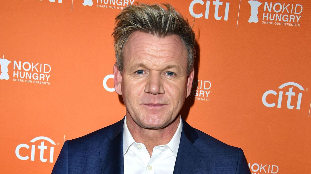 Gordon Ramsay : trahi­son, vol, espion­na­ge… l'in­croyable affaire qui l'op­pose à la famille de sa femme