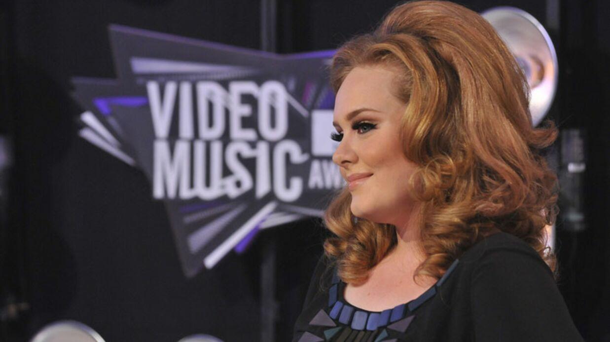 Adele ne sortira pas d'album avant deux ou trois ans