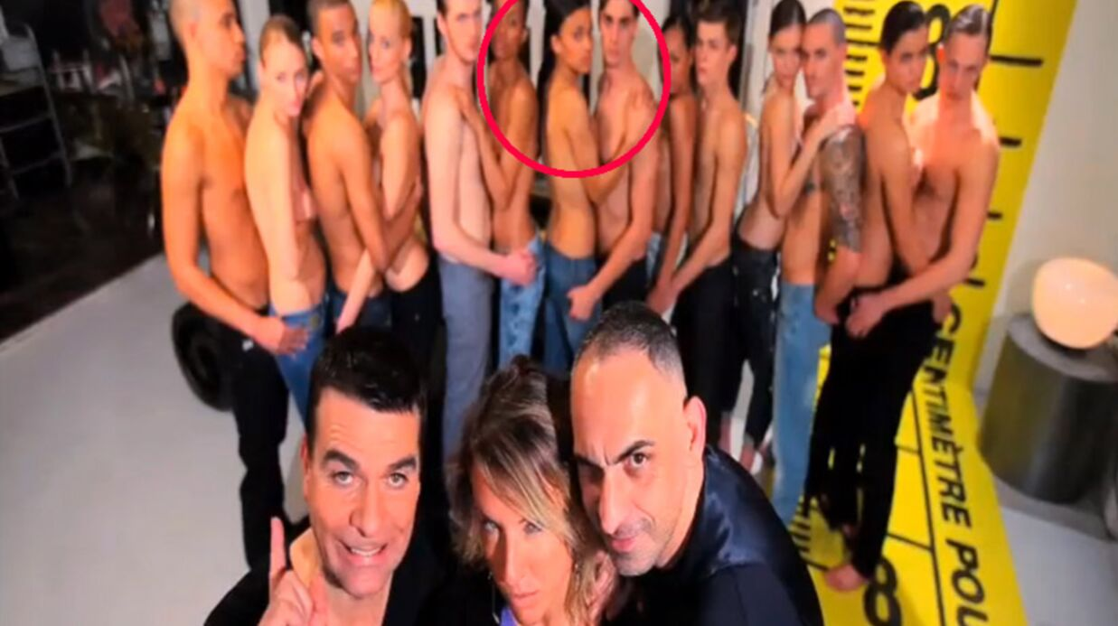VIDEO Miss Pres­tige Natio­nal topless dans Géné­ra­tion Mannequin