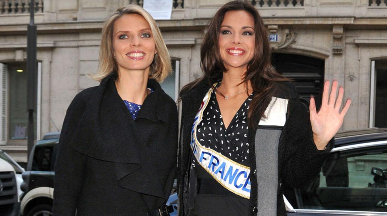 Laury Thilleman s'excuse auprès de Sylvie Tellier pour ses photos sexy
