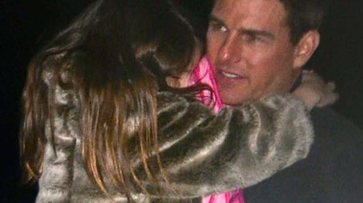 Tom Cruise a prévu de passer Noël avec Suri