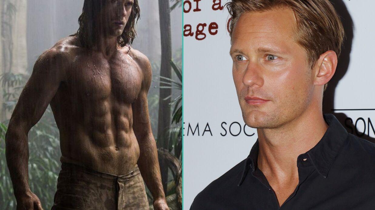 PHOTO Alexander Skarsgard sera-t-il le plus sexy des Tarzan?