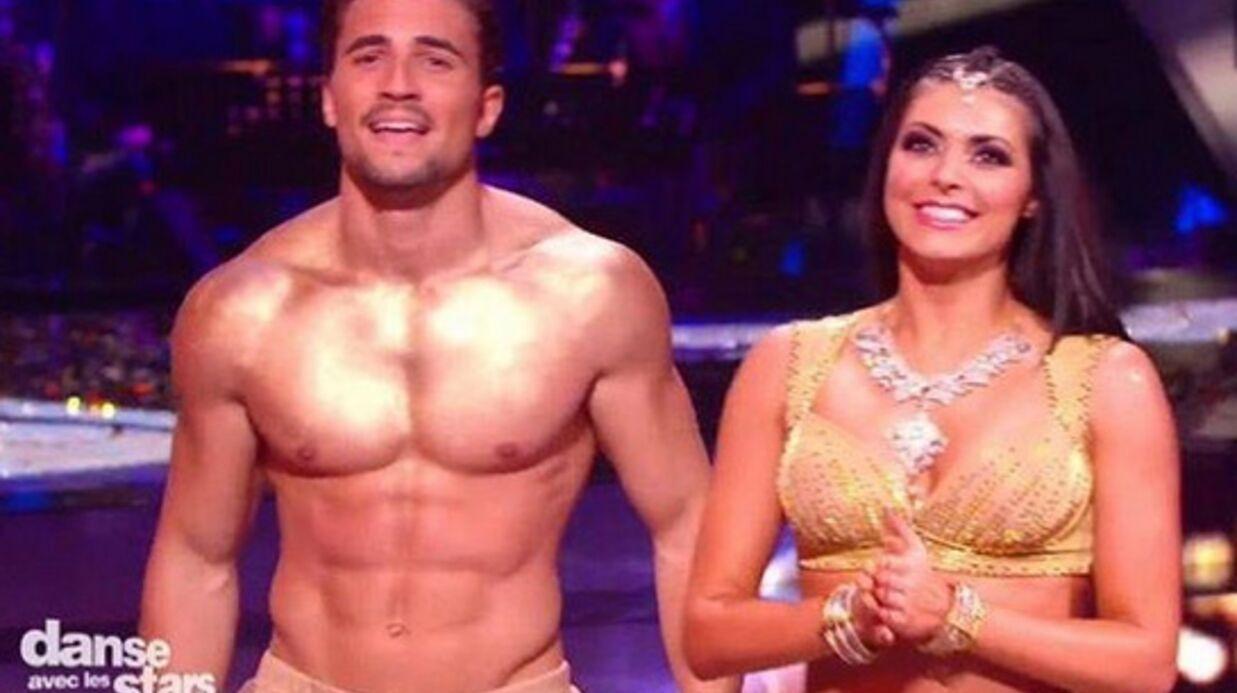 VIDEO Olivier Dion n'a pas choisi d'être tout le temps torse nu dans Danse avec les stars