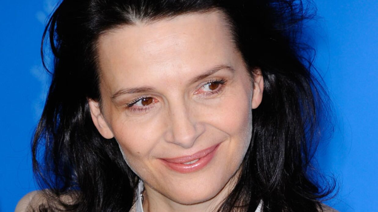PHOTOS Juliette Binoche brille au festi­val de Berlin