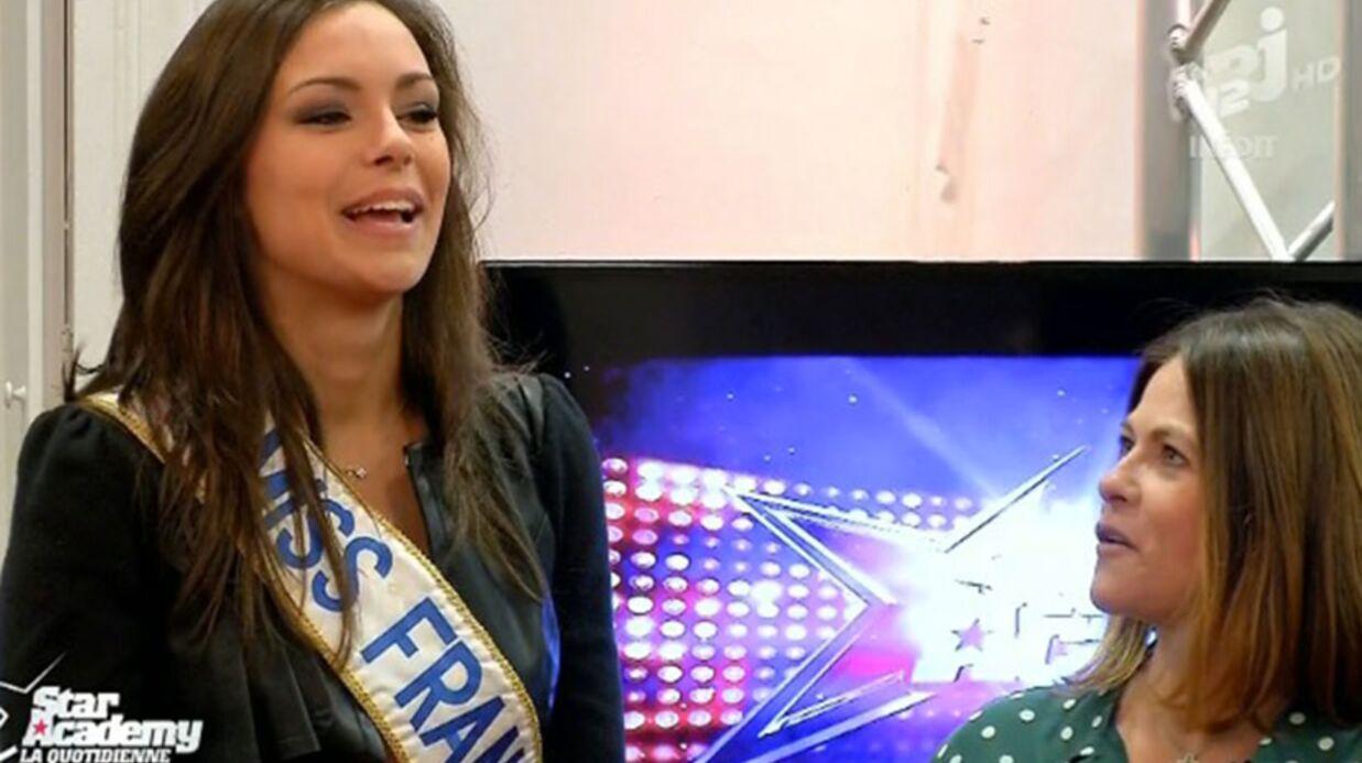 Star Academy: Miss France coache les élèves (et charme Sidoine)