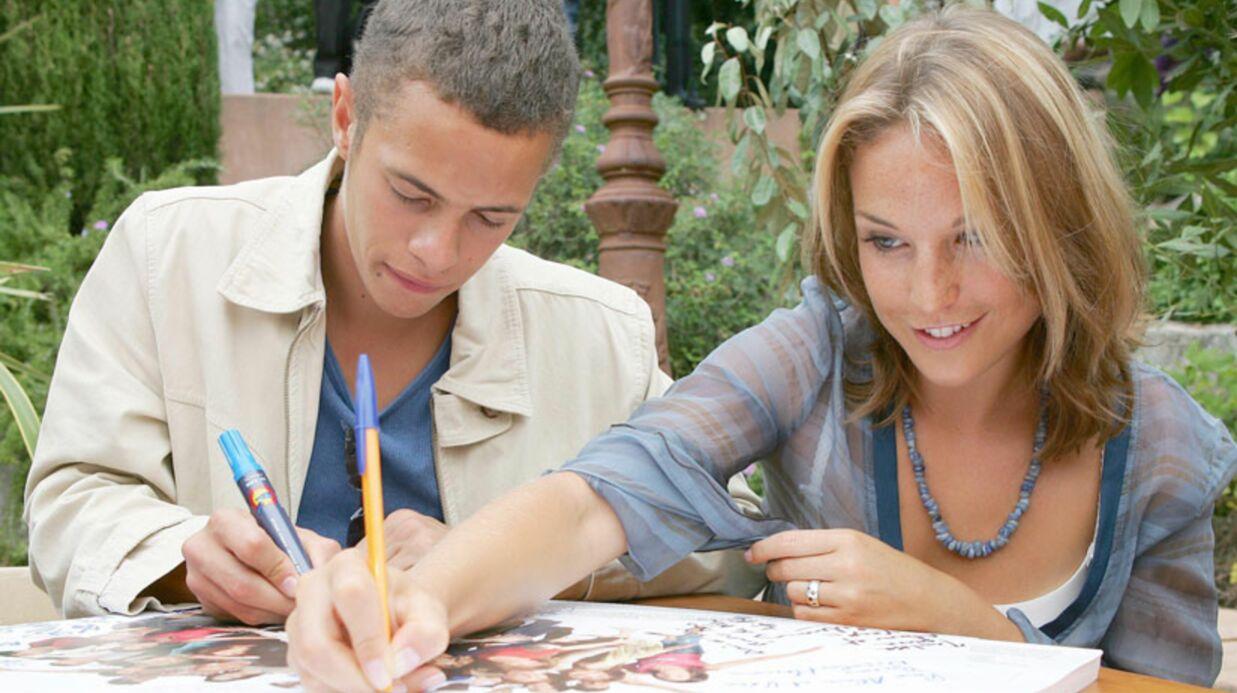 Ninon (Aurélie Vaneck) et Rudy (Ambroise Michel) quittent Plus belle la vie