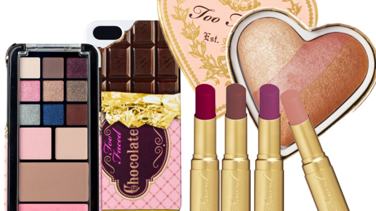 Haute Choco­late, la nouvelle gour­man­dise signée Too Faced