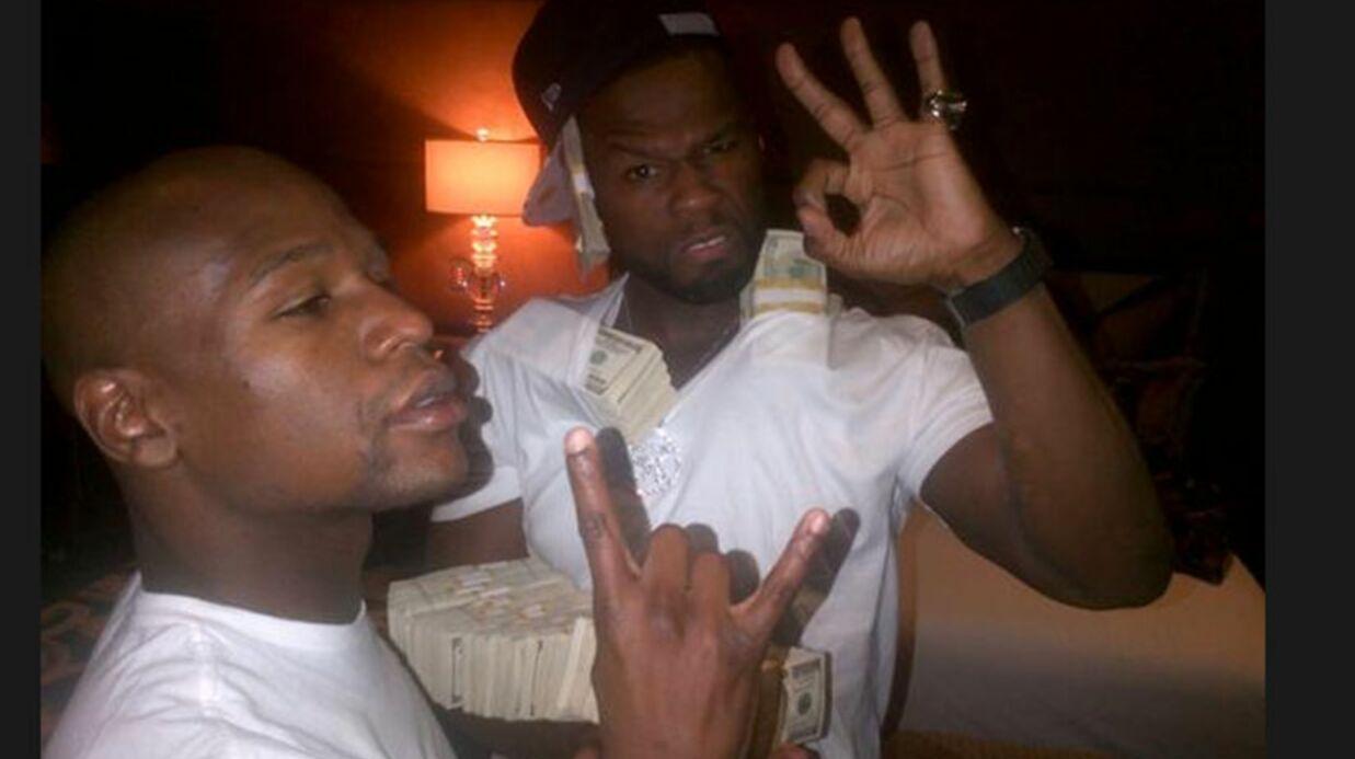 50 Cent poste des photos indécentes sur Twitter