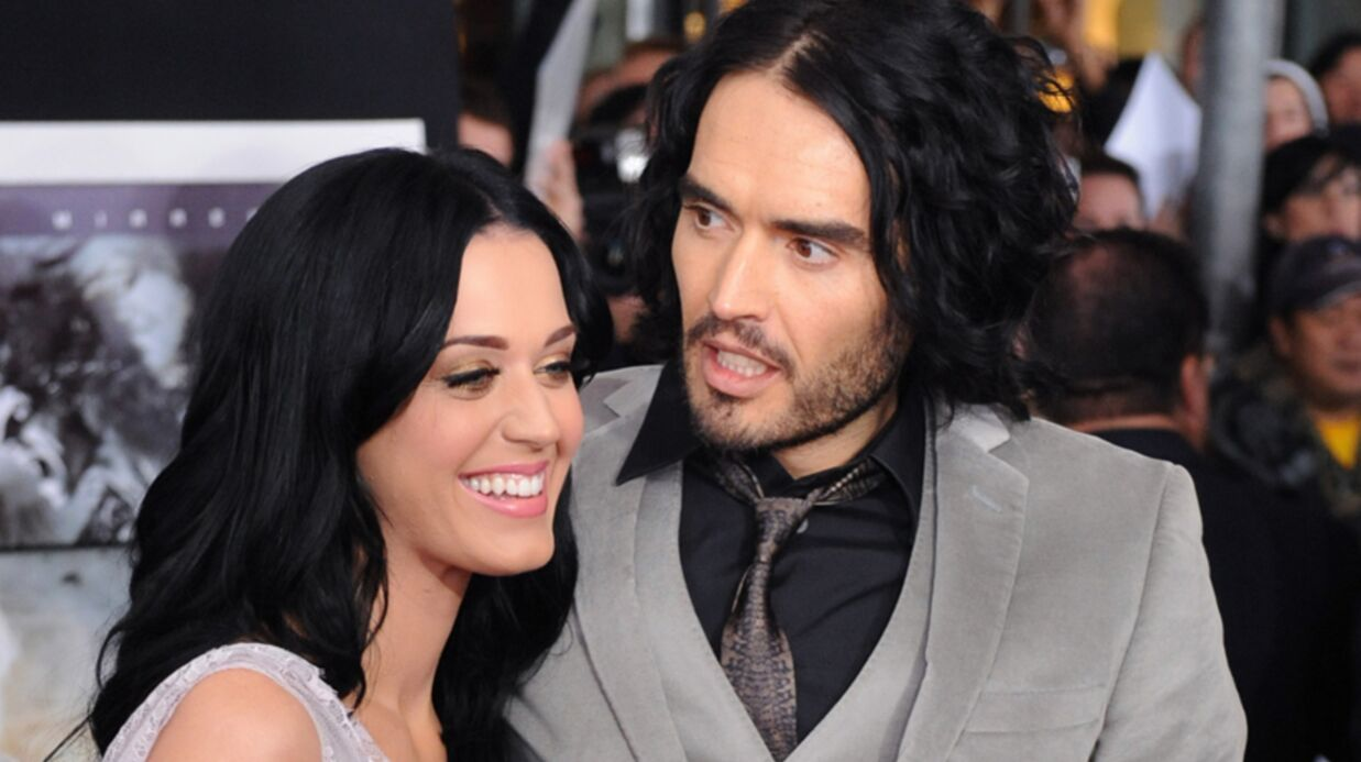 Russell Brand jaloux des ex de Katy Perry ?