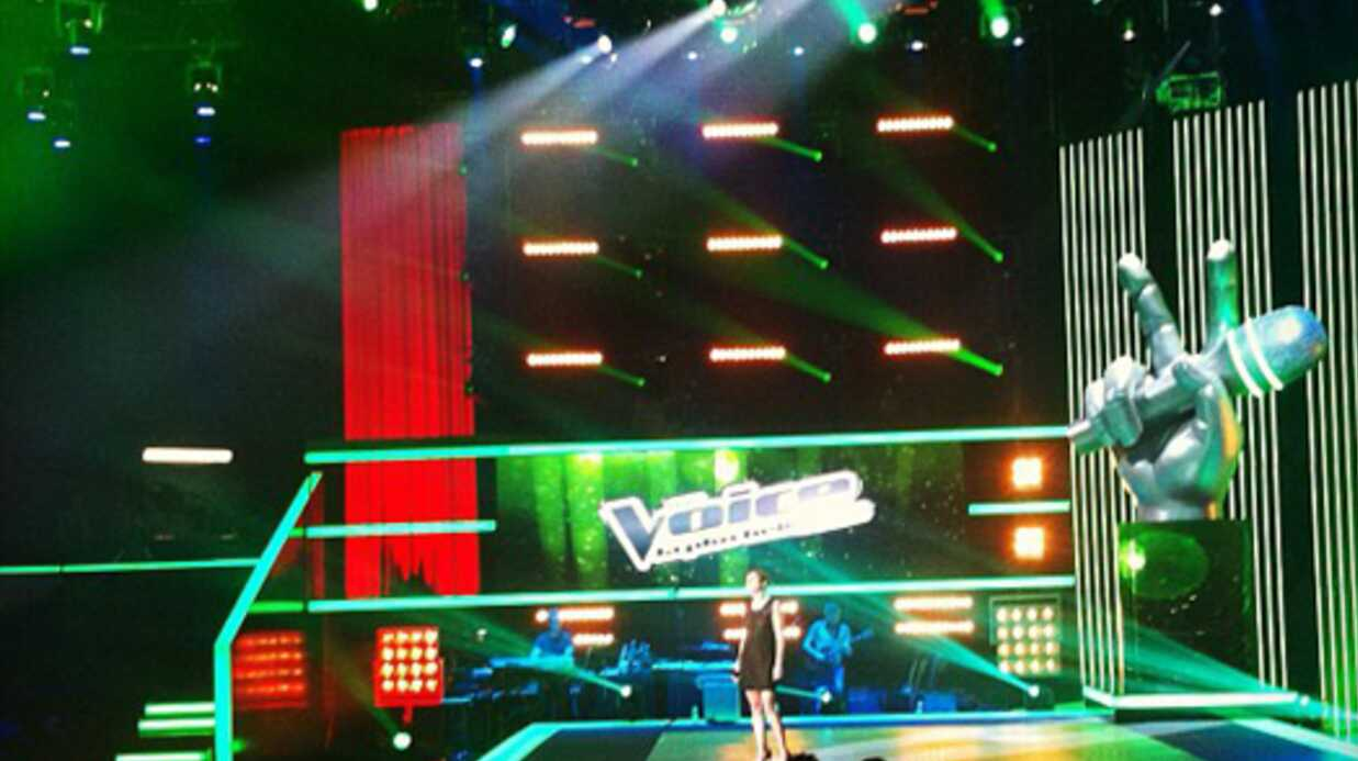 The Voice : Virgi­nie de Clau­sade en charge de l'af­ter