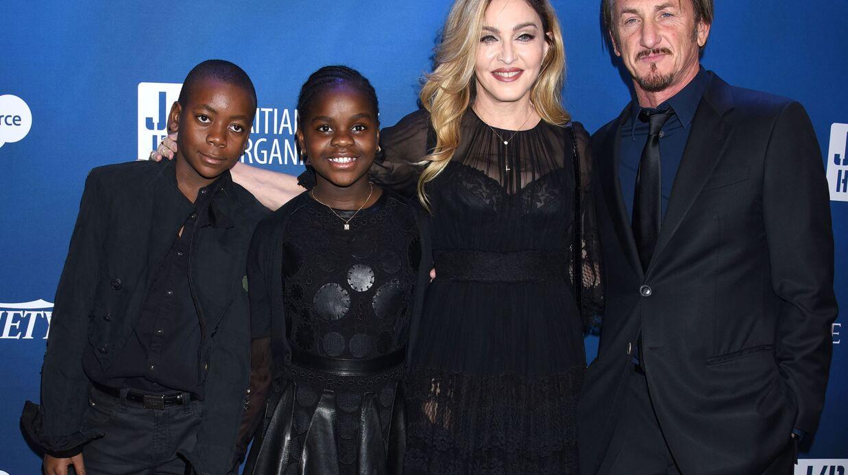 PHOTOS Réunie avec son ex Sean Penn, Madonna lui fait une belle déclaration