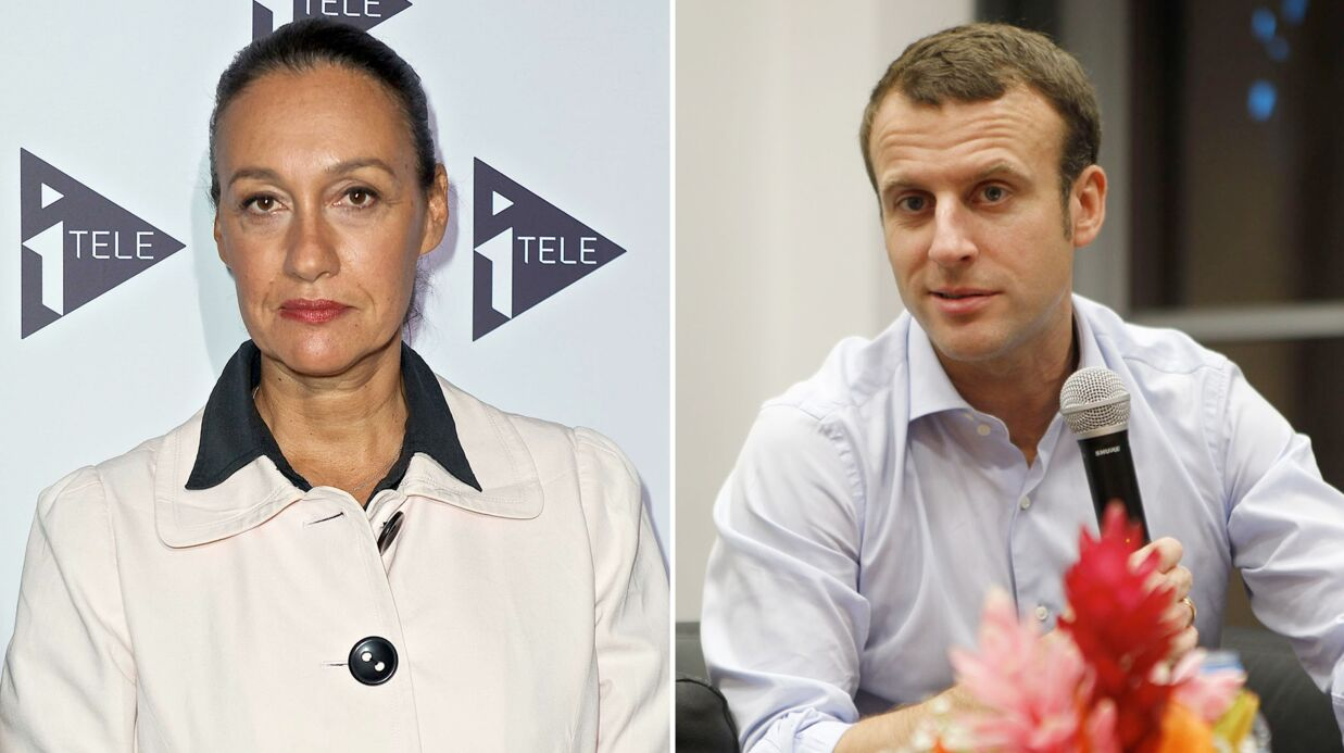 La journaliste politique Laurence Haïm devient la porte-parole d'Emmanuel Macron