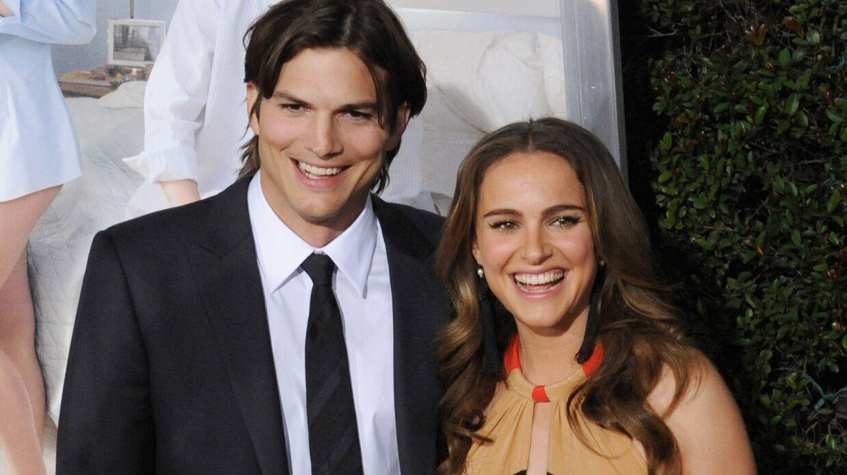 Natalie Portman révèle qu'Ashton Kutcher a été payé 3 fois plus qu'elle sur le film Sex Friends