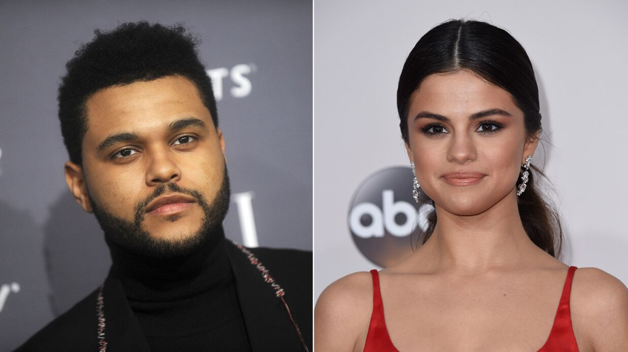 Alerte nouveau couple : Selena Gomez et The Weeknd aperçus en train de s'embras­ser