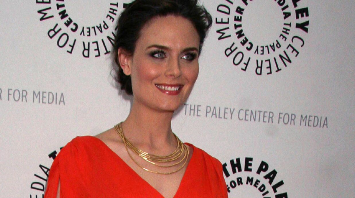 Emily Deschanel (Bones) enceinte: critiquée sur son régime