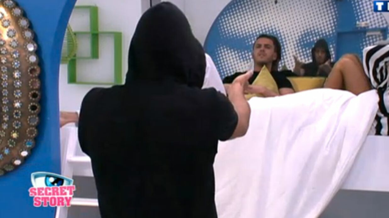 Secret Story 5: premier clash entre Zeljko et Jonathan
